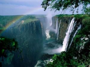 world largest water falls